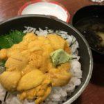 北海道到着から0分!新千歳空港内の海鮮処「朝市食堂」で、豪華な海鮮をいただきました!