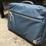 ノートPC用ワンショルダーバッグ「Moshi Venturo」を購入。使い勝手がかなり良さそうだ。