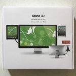 3Dアームスタンド+Duet Displayで、iPadをiMacのサブモニタにする。