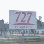 幻に終わった727化粧品の激レア看板激写計画