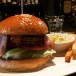 Burger dining+Bar enn – 大阪・江坂でボリューム満点のランチバーガーいただきました!