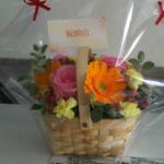 花を贈る人になろう。