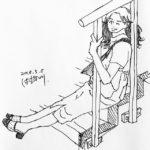きょうのスケッチ 20180508 – from Instagram