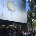 iPhone 6sのバッテリー交換にApple心斎橋へ。税抜3,200円で交換。