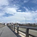 ウォーキング日誌 – 十八条大橋を渡って東三国駅まで歩く