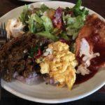 【大阪・江坂】Tina's Cafe – ハワイアンカフェ&バーで日替わりランチ