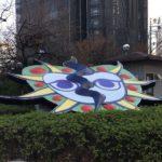 吹田市内にある三つの岡本太郎作品