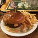 【京都・岡崎】58diner – ボリューム満点の最高チーズバーガーでランチ
