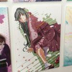 桜 Exhibition 2019 京都展@京都アートフェスタartDive に、自分の作品を観に行ってきました。