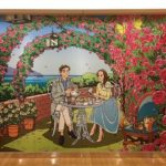 画業45周年記念 わたせせいぞう展 @阪急うめだギャラリー &サイン会に行ってきました。