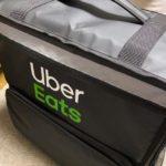 Uber Eatsの配達員やってます。モットーは「安全第一」。